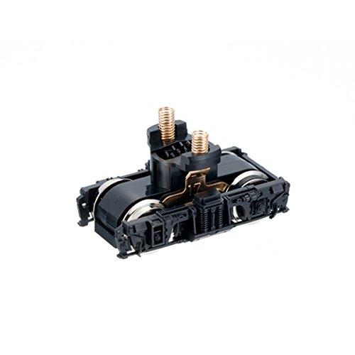 ■ トミックス [0480] DT120A形 動力台車(黒台車枠・銀色車輪・黒輪心[ボックス])(EF64-0 4次形用)(1個入) NゲージTOMIX鉄道模型パーツ