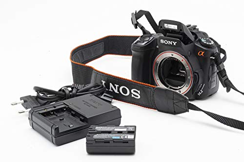 Sony DSLR-A350 SLR-Digitalkamera (14 Megapixel, LifeView) nur Gehäuse