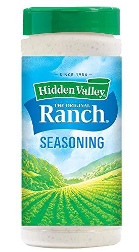Hidden Valley The Original Ranch Salad Dressing & Recipe Seasoning Mix Shaker - 8 oz.