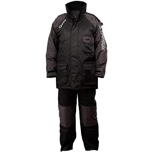 Quantum x schwarz/grau L Winter Suit, L