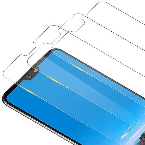 RIIMUHIR Verre Trempé pour Huawei P20 Pro, [3 Pièces] 9H Dureté, Anti-Rayures, HD Transparence, sans Bulles Film Protecteur Vitre en Protecteur d'écran pour Huawei P20 Pro