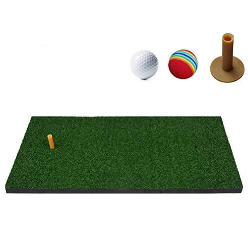 DGHJK Alfombrilla de Golf Alfombrillas de Golf para Esterilla de práctica en el Patio Trasero Nylon Actividad Tranquila