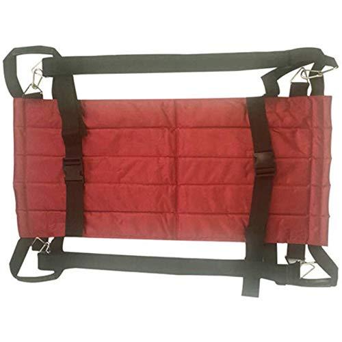 Z-SEAT Transfergurt, Mehrzweck-Schulter-Schaltkissen, Bettpflege-Schaltgurt für ältere Menschen gelähmt, Hebezeug, Schaltbrett, beweglicher Gurt