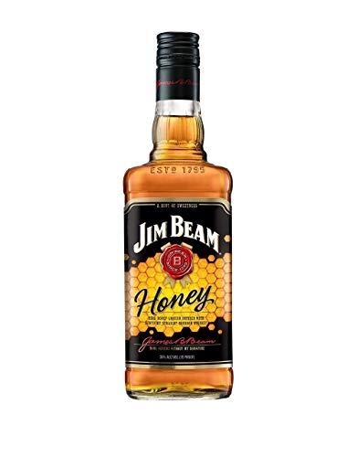 Jim Beam Kentucky Honey Bourbon Whisky 1 L
