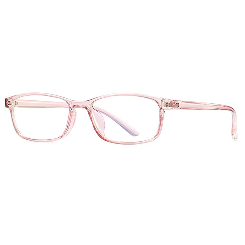 Glasses Lame Frame Blue Lite Blocking Glasses for Computer Use TR90 Anti Eyestrain Lens Lightweight Black Frame Eyeglasses for Men/Women, Fashion Accessories foagueqbp4751