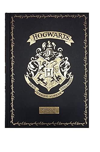 Diario Scuola Harry Potter 2021/2022 Agenda Datata 16 Mesi Grigio 18x13 cm + Penna Colorata Omaggio