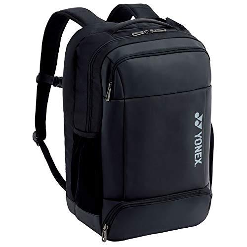 ヨネックス(YONEX) テニス・バドミントン バックパックS テニスラケット2本収納可能 ブラック BAG2018S