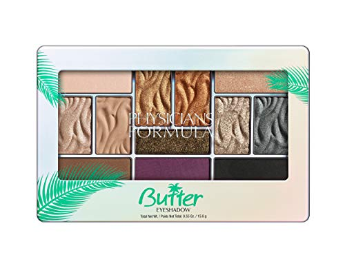 Physicians Formula Lidschatten Palette - Butter Eyeshadow Palette – Sultry Nights, 1 Stück 13g