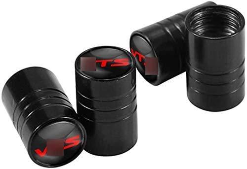 4 Tappi Coprivalvola Pneumatici Auto para Citr-oen VTS C1 C3 C4 C5 C6 Xsara berlingo Celysee, Ermetici Cappucci Parapolvere Decorazione Esterno Accessorio