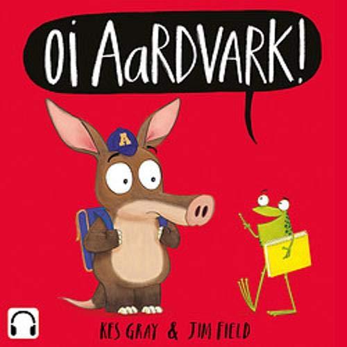 Oi Aardvark! cover art