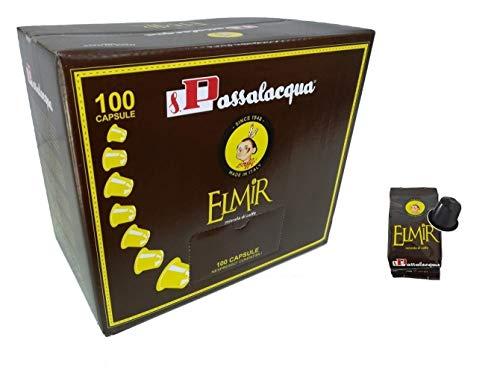 CAFFÈ PASSALACQUA ELMIR 100 CAPSULE COMPATIBILI NESPRESSO