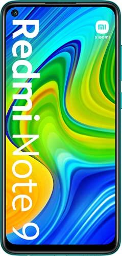 Xiaomi Redmi Note 9 -  Smartphone 3GB+64GB,  NFC,  Pantalla FHD+ de 6.53