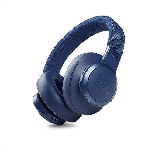 JBL Live 660NC – Casque audio supra-auriculaire sans fil – Écouteurs Bluetooth avec réduction de bruit et commande pour appels...