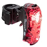 NiteRider Sentinel 150 Lumens USB Rechargeable Bike Tail Light Powerful Lasers Daylight Visible Bicycle LED Rear Light Easy to Install for Men Women Road Mountain City Commuting Cycling Safety Flash