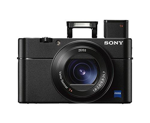 Sony RX100 V Fotocamera Digitale Compatta, Sensore...