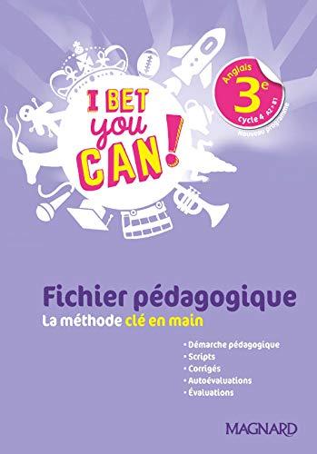 I Bet You Can! Anglais 3e (2020) - Guide pédagogique (2020)