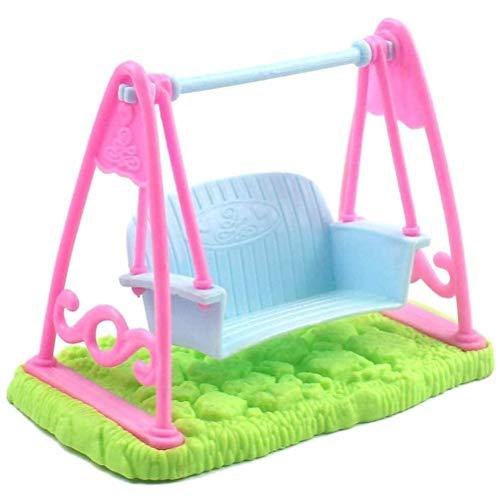 Juguete para casa de muñecas, simulación de dibujos animados, juguete de plástico para bebé, accesorios para casa de muñecas para niños regalos