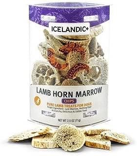 icelandic lamb horn marrow