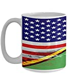 N\A USA Vanuatu Flagge polynesische weiße Kaffeetasse Teetasse