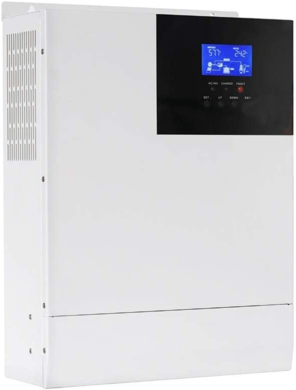 XIAOZHENG MPPT 3000W Solar Inverter Hybrid DC24V AC Pure to Many popular brands 230V Financial sales sale
