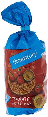 Bicentury - Tortitas Maíz Tomate Con Aceite De Oliva Nackis - 123.5 g