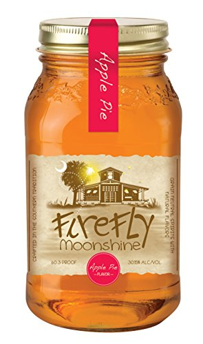 Firefly Moonshine Apple Pie Flavor Whisky (1 x 0.75 l)