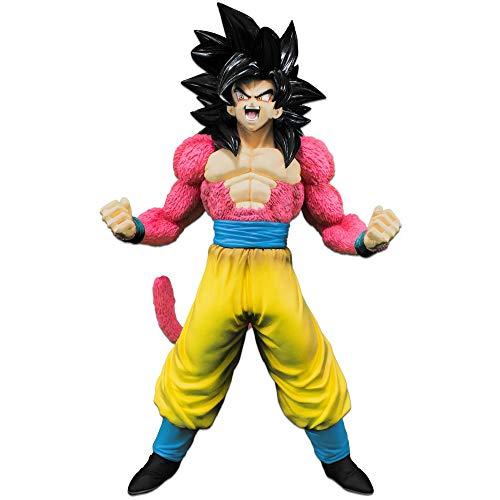 Ban Presto Dragon Ball Z - Figurine Blood of Saiyans, Son Goku, 20cm