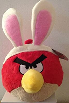 Angry Birds Easter 5 Inch DELUXE Plush Red Bird