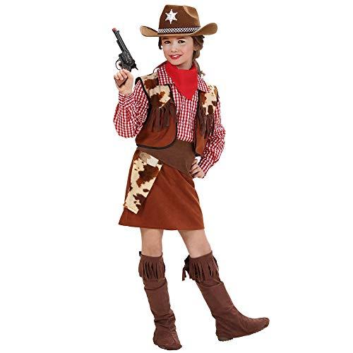 WIDMANN Widman - Disfraz de vaquera para niña, talla 13 años (58818)