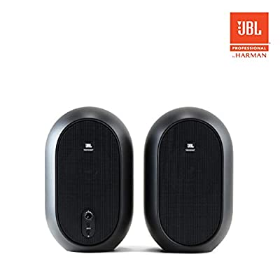 JBL 1 Series 104 Compact Powered Desktop Reference Monitors (sold as pair) from JBL