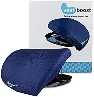Stand Assist Aid For Elderly  Lifting Cushion By Seat Boost  Portable Alternative To Lift Chairs  Handicap Mobility Help For 70 Percent Support Up To 220 lbs