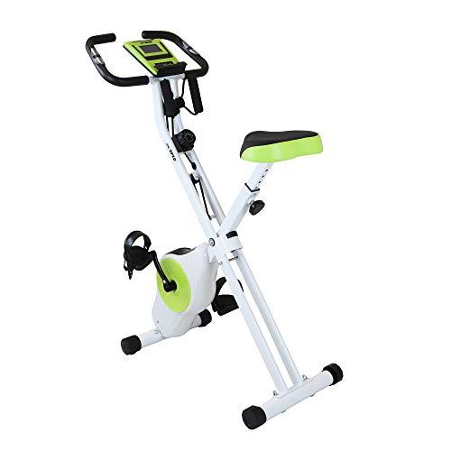 Xspec Indoor Foldable Exercise Bike