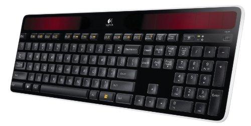 Logitech Wireless Solar Keyboard K750 (QWERTY, portugiesisches Tastaturlayout)