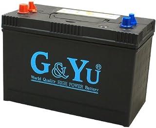 良いおすすめG&Yu [ ジーアンドユー ] 家庭用カーバッテリー [..と2021のレビュー
