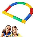 Giocattoli per La Prima Educazione per Aiutare I Bambini con Una Formazione Sull'integrazione Sensoriale, Pannelli Tattili per Bambini, per Dare Ai Bambini Una Crescita Sana,2