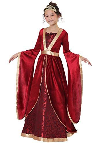 Girl's Renaissance Maiden Costume X-Large
