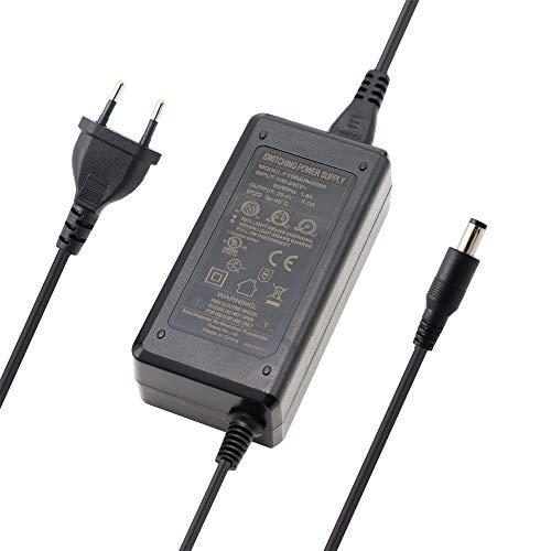 Abakoo Ladegerät Netzteil Netzadapter Ladekabel 100-240 V AC zu DC 29,4 V 2A für 24V Akkus Ladegerät Für 7 Serie Li ionen-akku für Pedelec Akkus zum Aufladen