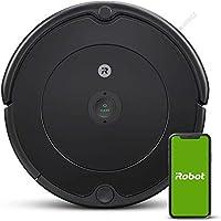 iRobot Roomba 692 Robot Aspirapolvere con Connessione Wi-Fi, Adatto a Pavimenti e Tappeti, Sistema di Pulizia ad Alte...