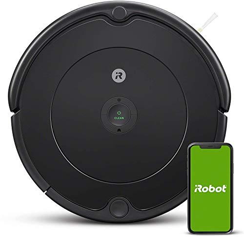 iRobot Roomba 692 Robot Aspirapolvere con Connessione Wi-Fi, Adatto a Pavimenti e Tappeti,...