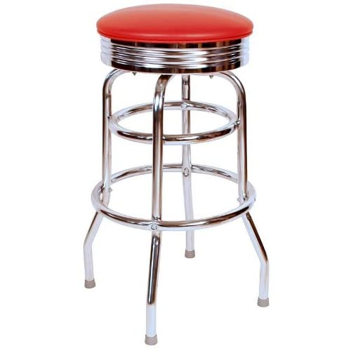 Outstanding Retro Bar Stools Amazon Com Pdpeps Interior Chair Design Pdpepsorg