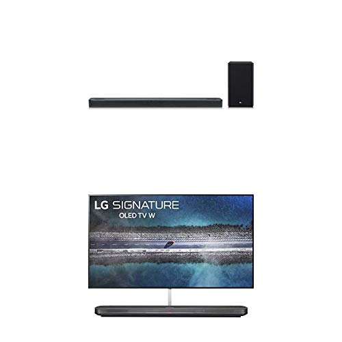 Check Out This LG Signature OLED65W9PUA Alexa Built-in W9 65 4K Ultra HD Smart OLED TV with LG SL8Y...