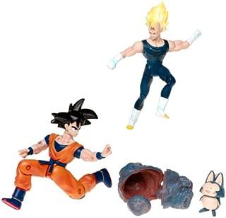 Dragonball Z Good vs. Evil Action Figure 2-Pack Goku vs. Majin Vegeta