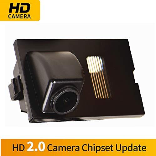 Farbkamera Wasserdicht Rückfahrkamera kennzeichenbeleuchtung Kamera KFZ Rückfahrsystem mit Einparkhilfe Nachtsicht für Land Rover/Freelander 2/Discovery 3 4/Range Rover Sport