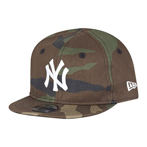 New Era 9Fifty Snapback Baby Infant Cap - NY Yankees camo