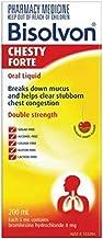 Bisolvon Chesty Forte Mixture 200ml