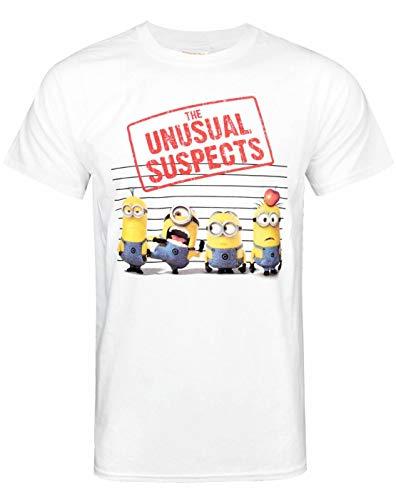 T-Shirt Ich-Einfach Unverbesserlich Despicable 2 Minions zum Kinofilm - S