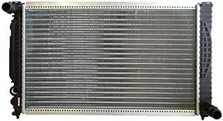 Radiator - Pacific Best Inc For/Fit 2035 97-02 Audi A4 S4 98-05 VW Passat 6cy/2.8L Manual Transmission Plastic Tank Aluminum Core