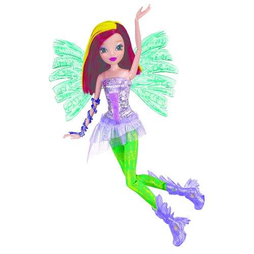 Winx 11.5 Deluxe Fashion Doll Sirenix - Tecna by Jakks Pacific