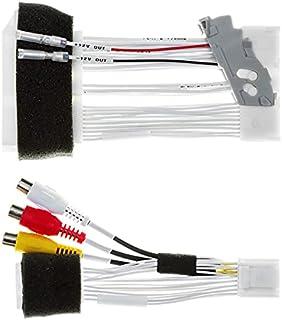 Germes Lab. Cabo de vídeo para carro compatível com GS é LS LX NX com sistema de navegação de mídia GEN7/GEN8/GEN9