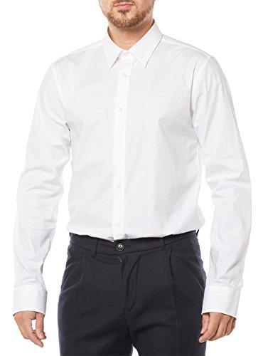 HUGO Elisha 199 Hemd XL Weiß